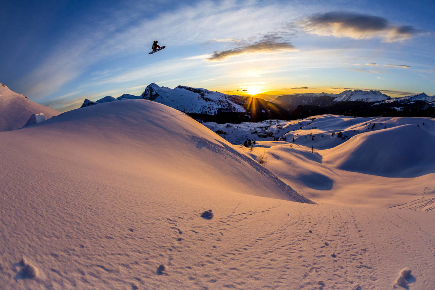 Roberto Bragotto - Fotografo Action Sports / Winter