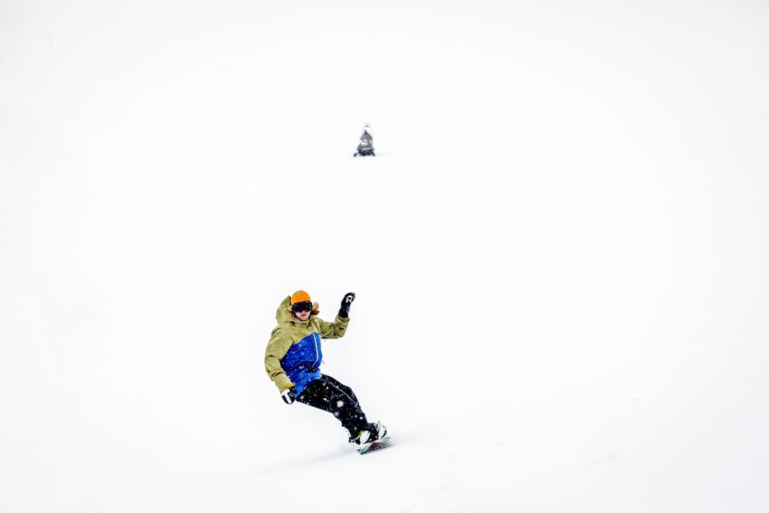 Sector Challenge 2017 - atleta Simon Gruber - Foto di Roberto Bragotto