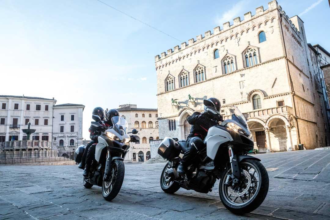 Ducati Multistrada 950 - Perugia - Foto di Roberto Bragotto