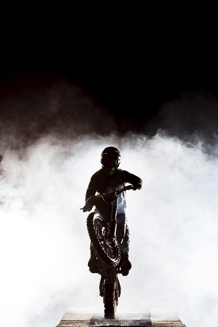 Kawasaki Magnet - Alvaro Dal Farra - Foto di Roberto Bragotto