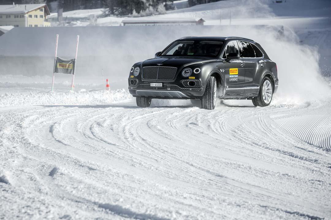 Pirelli Winter Experience - Foto di Roberto Bragotto