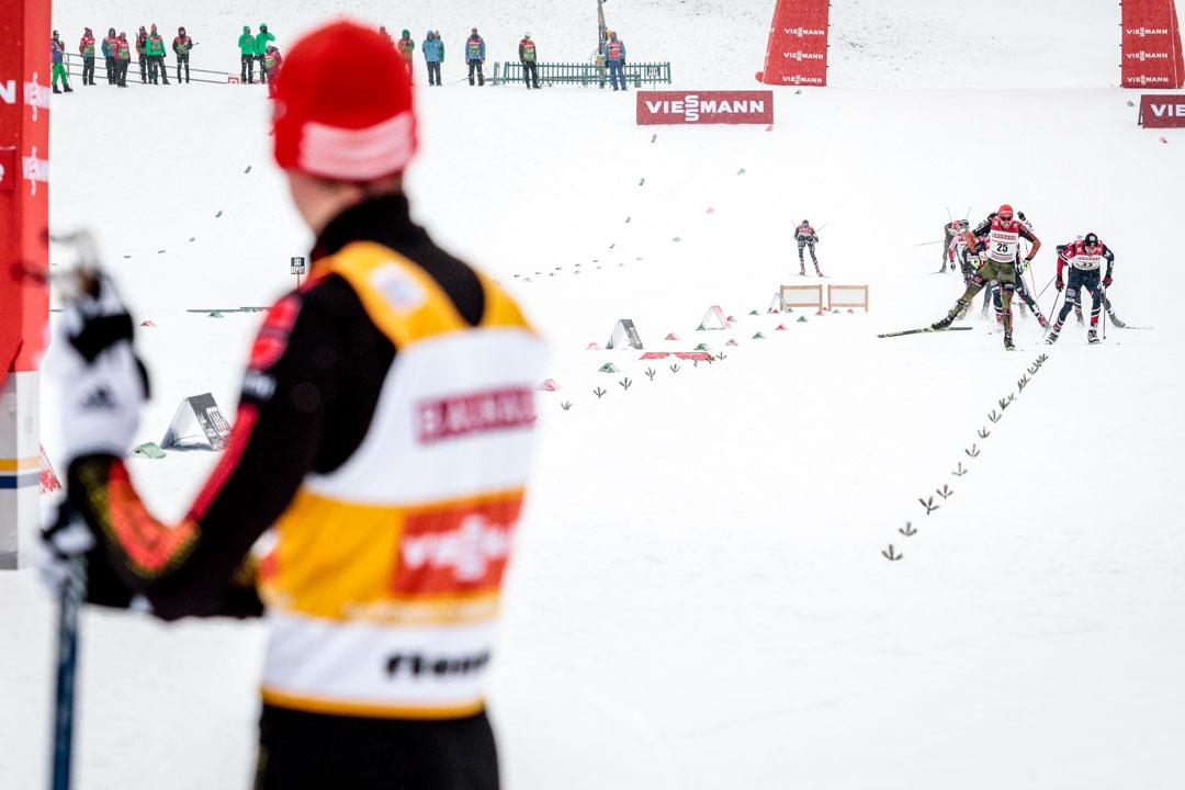Coppa del Mondo Combinata Nordica - Foto di Roberto Bragotto